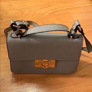 •NWOT• Cute grey purse